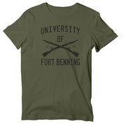 University of Fort Benning Infantry T-Shirt