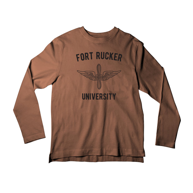 Fort Rucker University Helicopter T-Shirt