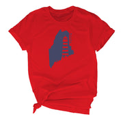 Maine State Lighthouse T-Shirt