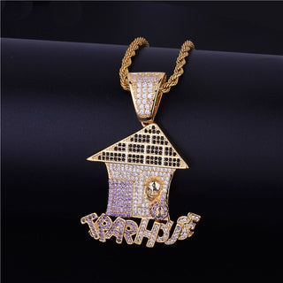 Trap House Pendant Chain