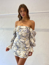 Load image into Gallery viewer, Bec & Bridge Lavender Bay Mini Dress