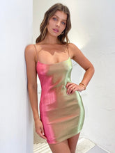Load image into Gallery viewer, Bec & Bridge Magenta Magic Mini Dress