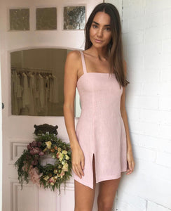 Bec & Bridge Evie Rose Mini Dress