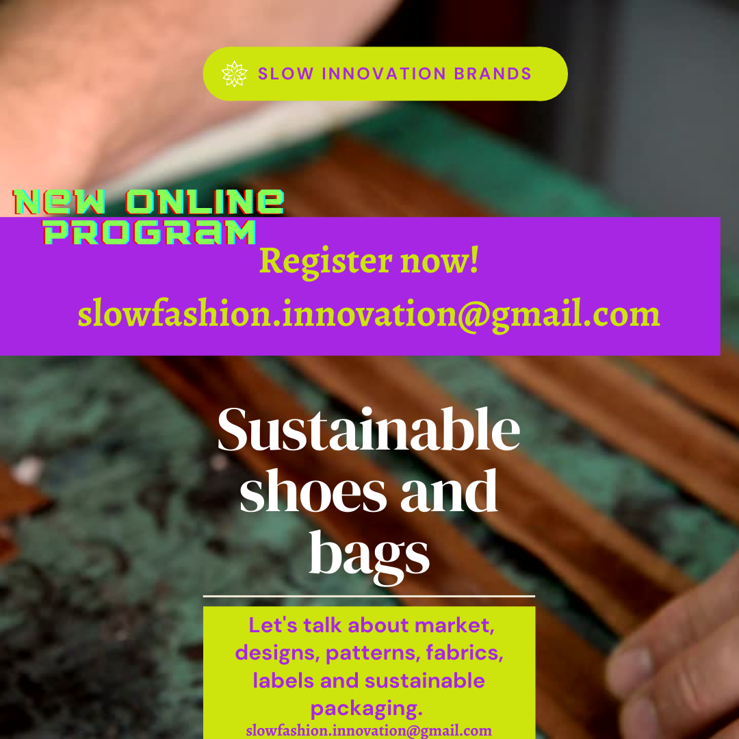 Course Vegan Shoes and Bags