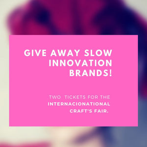 Slow Innovation Brands wants to take you to the FIA!