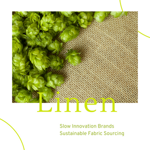 Organic linen supply in Europe