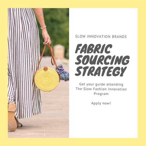 fabric sourcing strategy