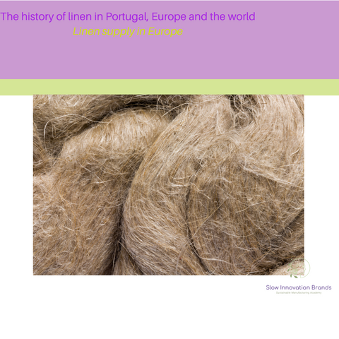 Organic linen supplier Portugal