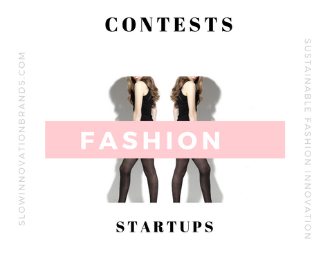 sustainable fashion contests
