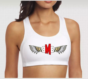 Bmb Lady's Sports Bra