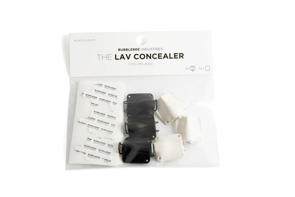 The Lav Concealer for DPA 4060 (6-Pack)