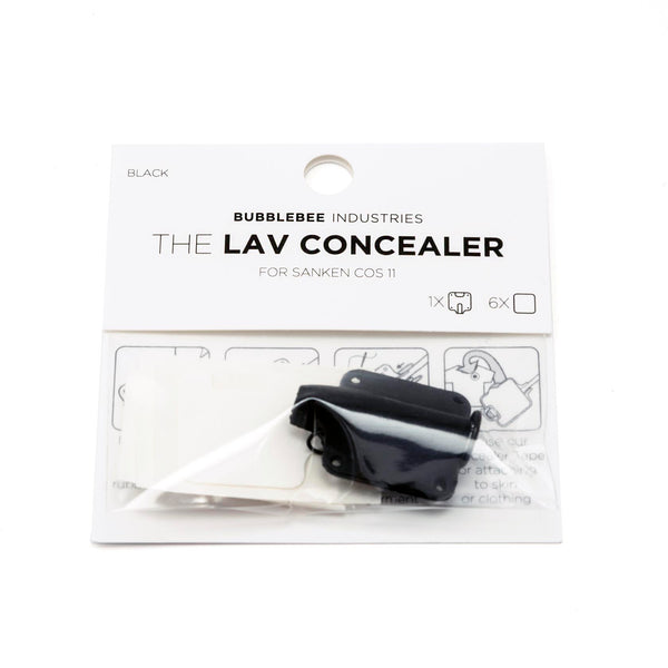 The Lav Concealer for Sanken COS-11 (Single)