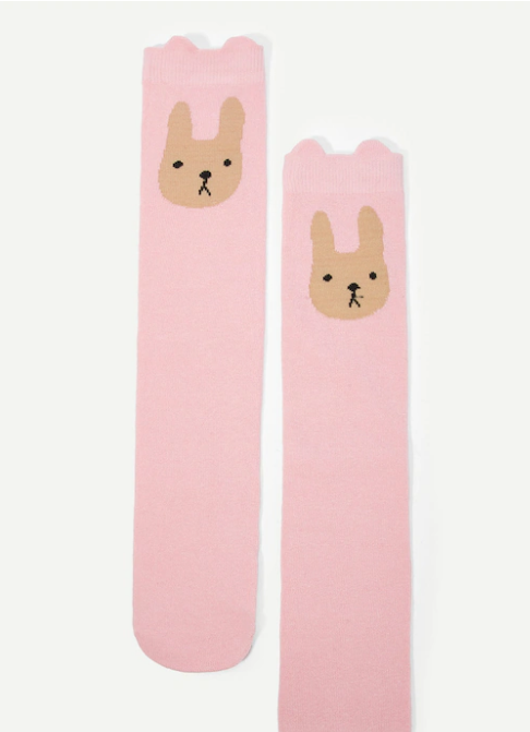 Rabbit Hop Socks