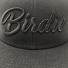 Birdie Hat - Black On Black