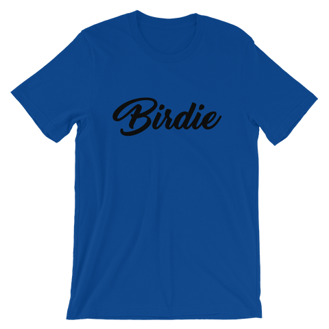 Image of Birdie T-Shirt Blue