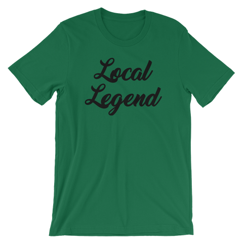 Image of Local Legend Green T-Shirt