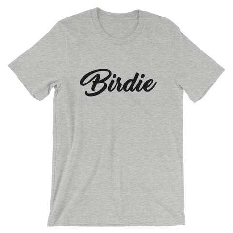 Birdie T-Shirt Heather Grey