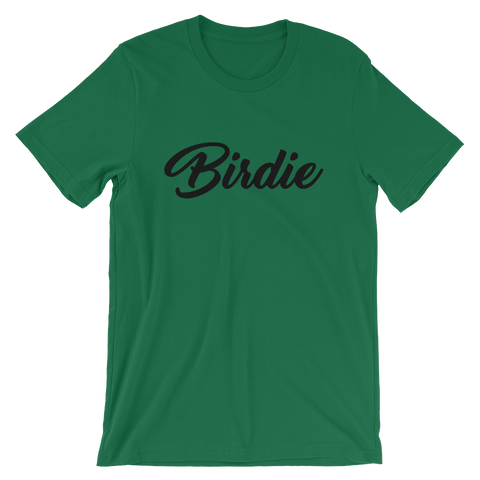 Image of Birdie T-Shirt Green