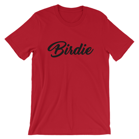 Birdie T-Shirt Red