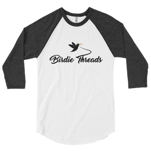 Birdie Threads 3/4 sleeve shirt