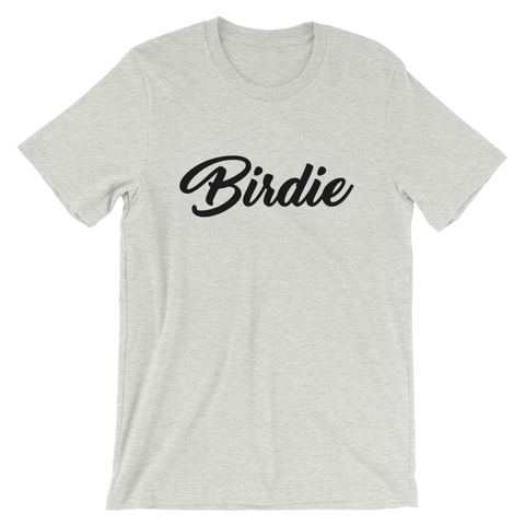 Birdie T-Shirt Light Grey