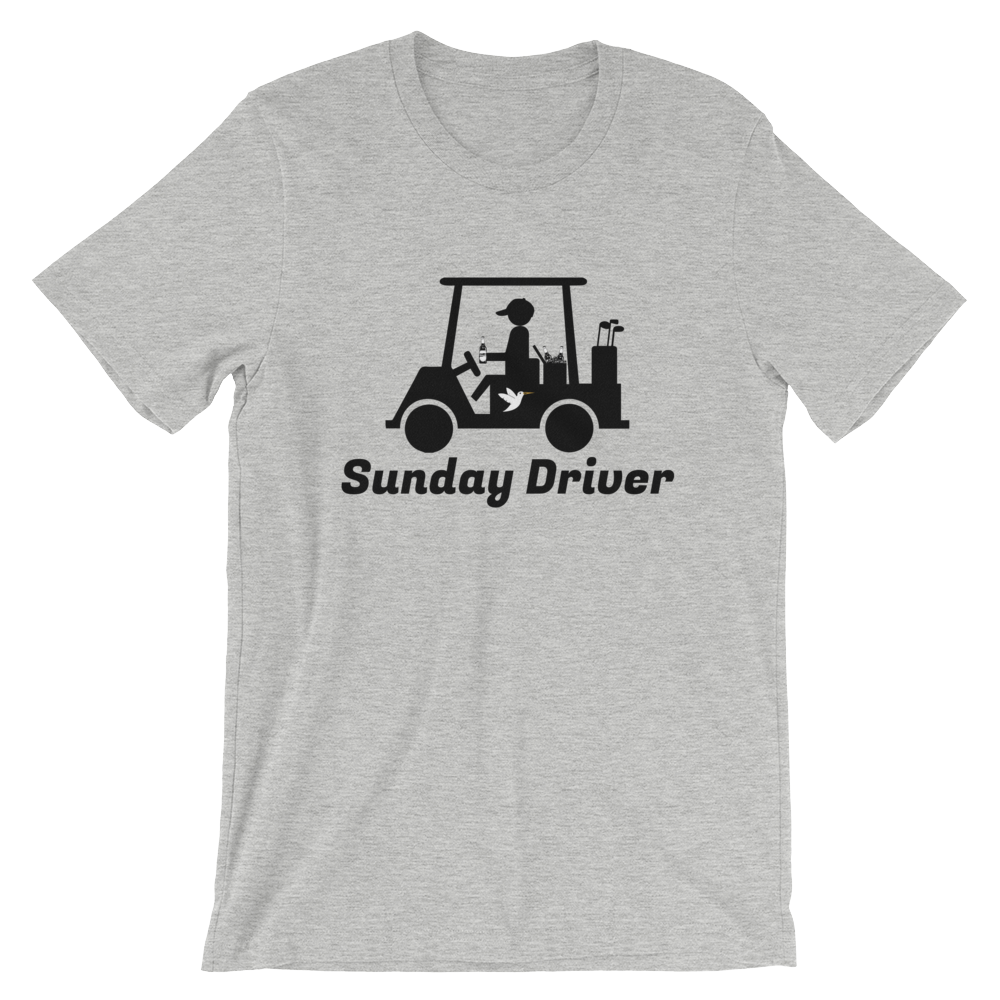 Sunday Driver T-Shirt Athletic Heather