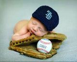 Tampa Bay Rays Logo Baseball Hat Baby Crochet Newborn Photography