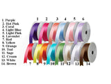Grandmabilt Ribbon Sample Chart
