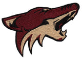 Arizona Coyotes Hockey Logo Patch