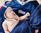 New England Patriots Baby Boy Crochet Hat Newborn Photography