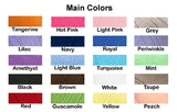 Grandmabilt Yarn Color Chart