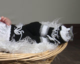 Kings Hockey Logo Crochet Baby Boy Uniform