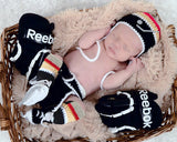 Baby Hockey Vegas Golden Knights Hockey Newborn Photography