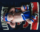 Baby Crochet New York Rangers Newborn Photography Prop