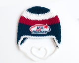 Team USA Hockey Logo Baby Boy Hat