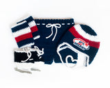 Team USA Hockey Logo Baby Boy Outfit