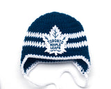 Maple Leafs Logo Hockey Baby Boy Hat