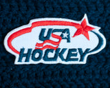Team USA Hockey Logo
