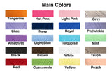Grandmabilt Main Color Yarn Chart