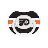 Baby Boy Crochet Philadelphia Flyers Hockey NHL Pacifier