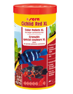 Sera Cichlid Red XL 370g - Seven Fishes