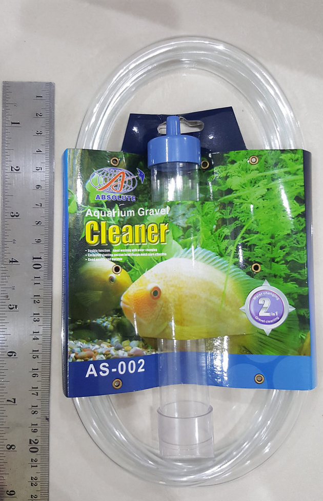 Absolute Gravel Cleaner - Small - Seven Fishes