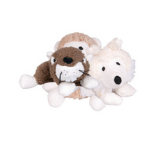 Load image into Gallery viewer, Snuggle Friends Puppy Toy Plushie - Seven Fishes