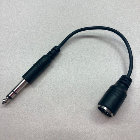 "MIDI to 1/4"" Cables"