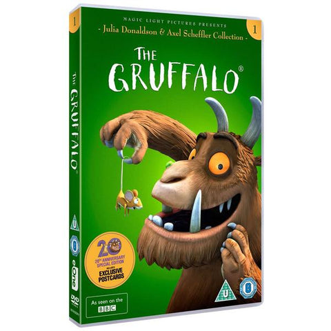 The Gruffalo - DVDs
