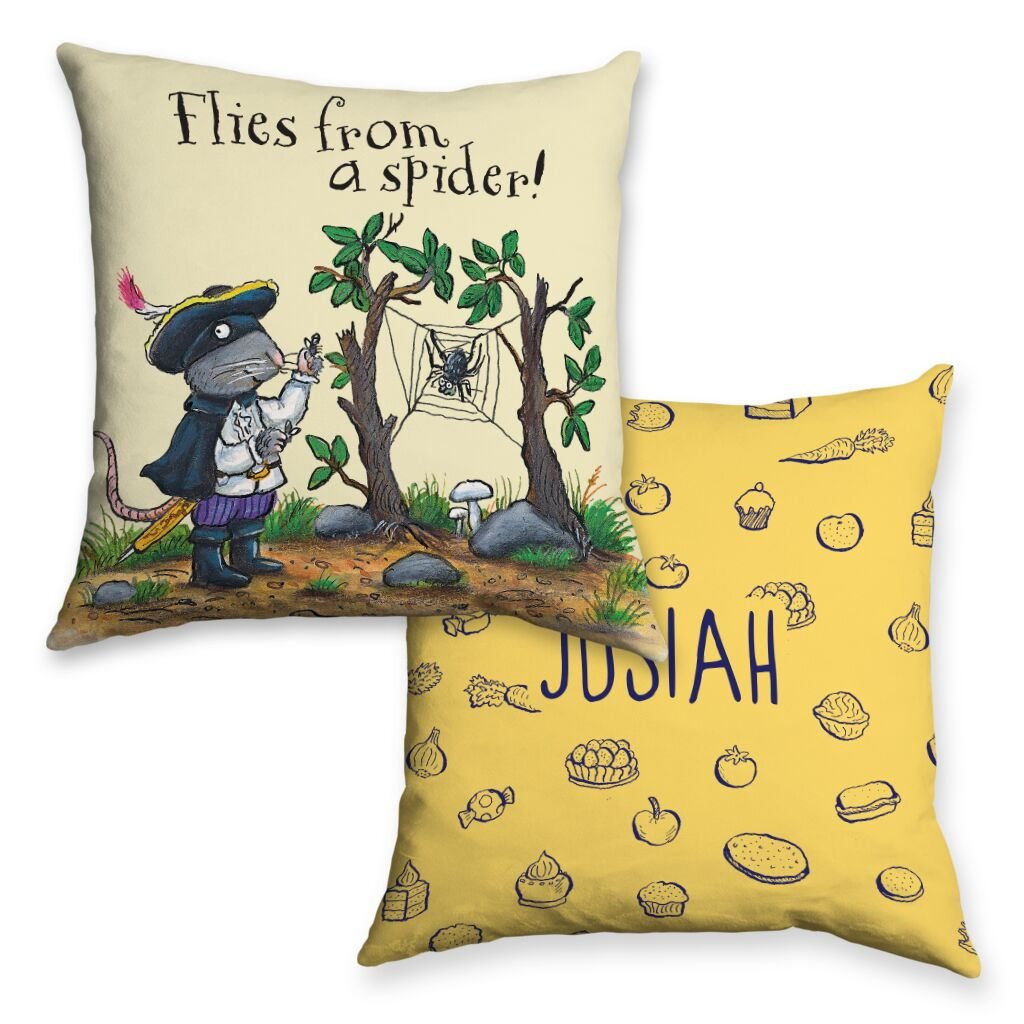The Highway Rat - Personalised Cushions