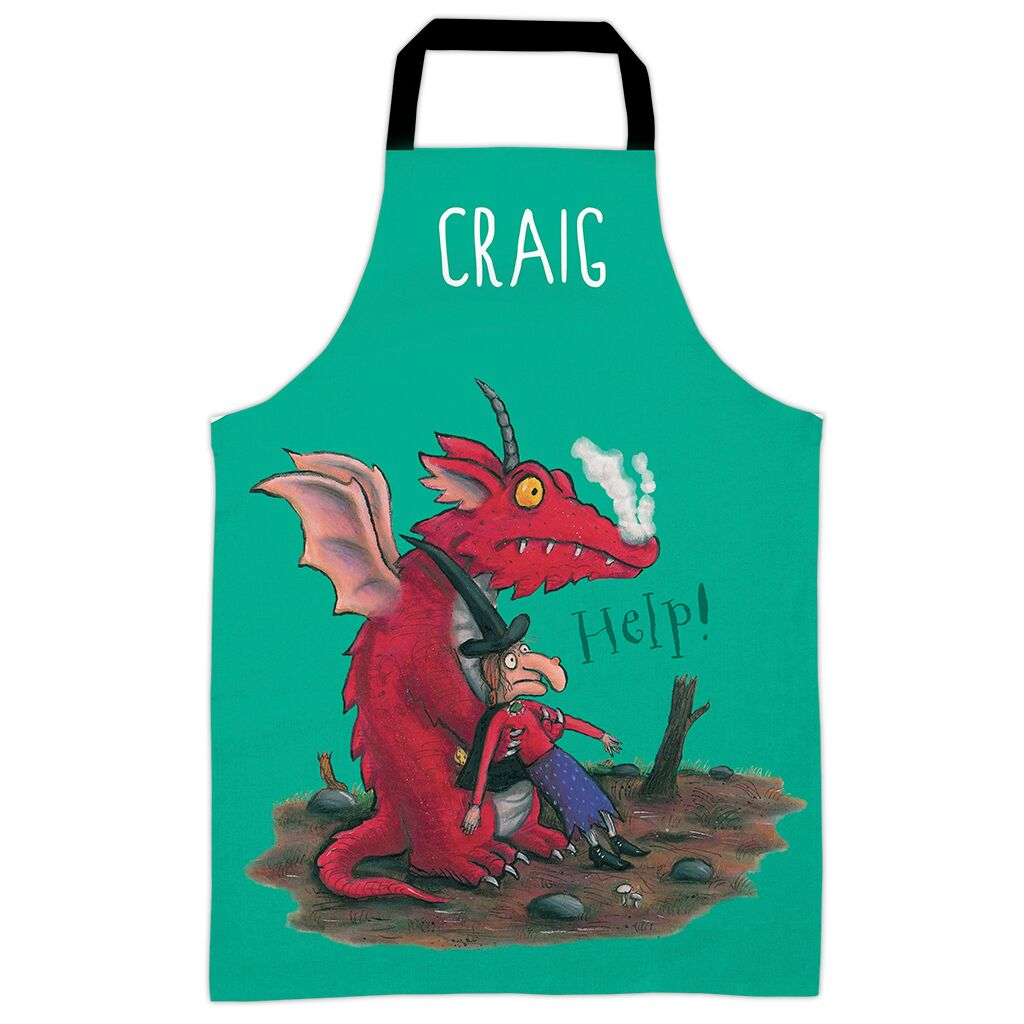 Room on the Broom - Personalised Aprons