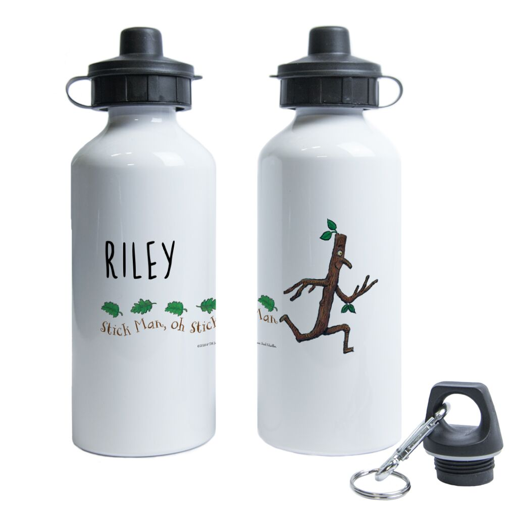 Stick Man - Personalised Waterbottles