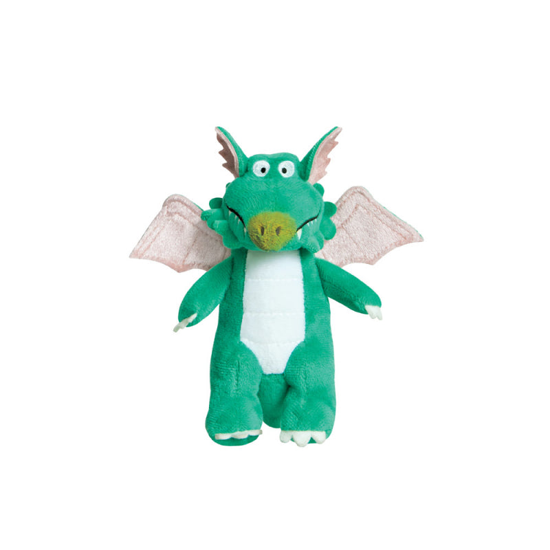 Zog Green Dragon Friend Plush