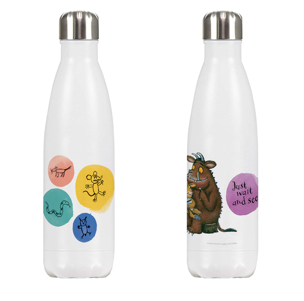 The Gruffalo's Child 'Just Wait and See' Premium Water Bottle